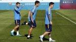 Barcelona entrenó a puertas cerradas para retornar a la Liga - Noticias de tito vilanova