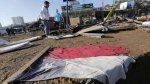 Chile vuelve a levantarse tras el terremoto y el tsunami - Noticias de peleas callejeras