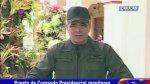 Avión militar venezolano se estrella en frontera con Colombia - Noticias de twitter vladimir padrino lopez