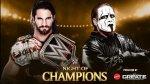 WWE Night of Champions: Rollins conservó uno de sus títulos - Noticias de aj lee