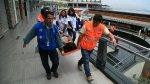 Así se desarrolló el simulacro de sismo en Larcomar [FOTOS] - Noticias de simulacro de sismo
