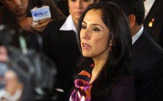 Indagarán a primera dama Nadine Heredia por lavado de activos
