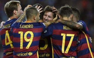 Messi y una genialidad para el 1-0 de Barcelona contra Levante