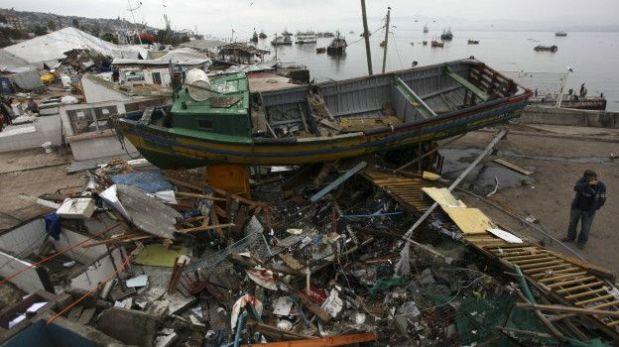 Los primeros datos sobre la magnitud de un terremoto suelen ser corregidos después de ser evaluados. (Foto: Reuters)