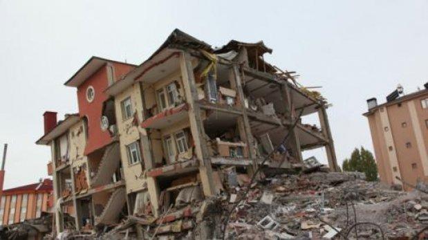 La intensidad de un terremoto indica su efecto sobre un lugar determinado. (Foto: Thinkstock)