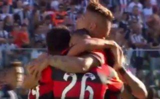 Con Paolo Guerrero, Flamengo perdió 4-1 ante Atlético Mineiro
