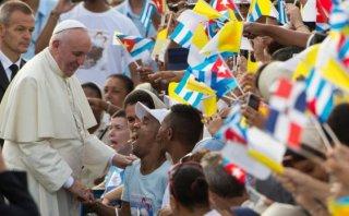 El Papa en Cuba: la visita a Holguín, la tierra de los Castro