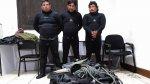 'Narcobuzos': hay 15 investigados por cargar droga a buques - Noticias de clorhidrato de cocaína