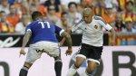 Con Juan Vargas: Real Betis empató 0-0 con Valencia (VIDEO) - Noticias de vanetty molinero