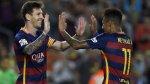 Barcelona goleó 4-1 a Levante con doblete de Messi en Liga BBVA - Noticias de victor calvo