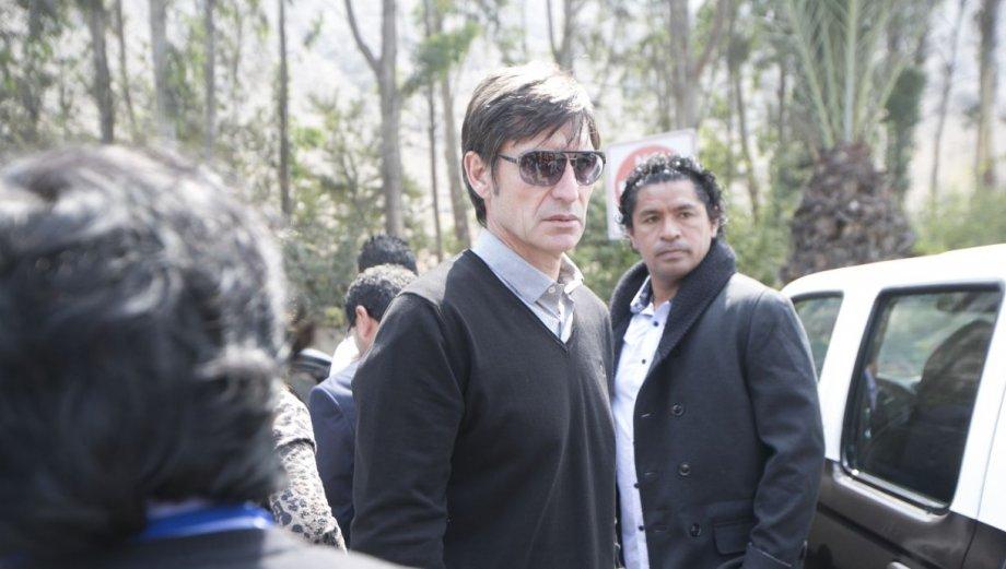 Freddy Ternero: último adiós al ex técnico en Huachipa (FOTOS)