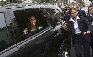 ¿Nadine Heredia puede ser investigada por aportes a su partido?