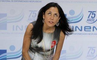 Nadine Heredia: recurso para anular su hábeas corpus está en TC