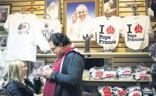 La 'Papamanía' por Francisco se apodera de Washington