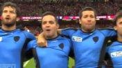 Mundial de Rugby: uruguayos se emocionan así con su himno