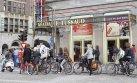 Ámsterdam y Copenhague, las capitales mundiales de la bicicleta