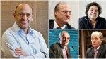 Encuesta de Poder: los empresarios más importantes del Perú - Noticias de eduardo hochschild