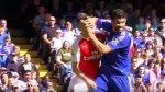 Diego Costa deberá responder ante FA por esta agresión (VIDEO) - Noticias de kurt zouma