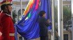 Evo pide izar bandera marítima para esperar decisión de la Haya - Noticias de cruz azul