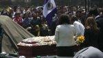 Freddy Ternero: último adiós al ex técnico en Huachipa (FOTOS) - Noticias de edwin ore