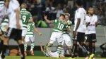 Sporting, sin André Carrillo, gana y lidera en Portugal - Noticias de fredy montero
