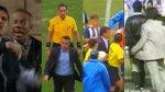 Otros técnicos que también agredieron a los árbitros (VIDEOS) - Noticias de johnny bossio