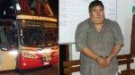 Huarmey: policía frustró robo a pasajeros de bus tras balacera - Noticias de placas de rodaje