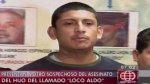 Capturan a presunto asesino del hijo de 'Loco Aldo' en Callao - Noticias de asesinato en ventanilla