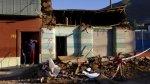 Chile sigue temblando: réplica de 6,2° se sintió esta madrugada - Noticias de hora peruana