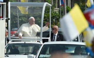 El papa Francisco se despidió así de Cuba [VIDEO]