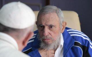 ¿Qué le dijo Fidel Castro al Papa en su encuentro en Cuba?