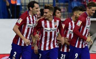 Atlético de Madrid venció 2-0 al Getafe y lidera la Liga