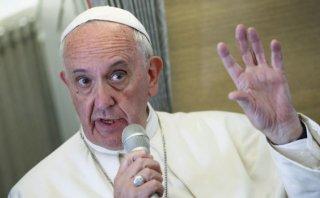 El Papa explicó por qué no recibió a los disidentes en Cuba