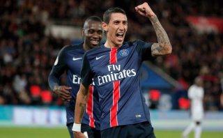 PSG goleó 3-0 al Guingamp y mantiene liderato en Francia