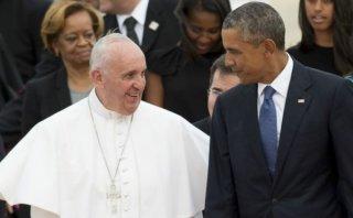"""La fama de """"marxista"""" que persigue al papa Francisco en EE.UU."""