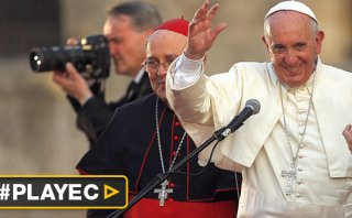 La ONU se alista para la visita del papa Francisco [VIDEO]