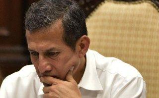 Desaprobación de Ollanta Humala en Lima llega a 81,2%