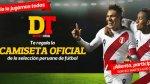 Deporte Total te regala la camiseta de la selección peruana - Noticias de alódt