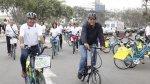 """San Isidro, Surco y San Borja se sumaron a """"El día sin auto"""" - Noticias de estacion ricardo palma"""