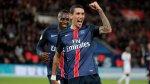 PSG goleó 3-0 al Guingamp y mantiene liderato en Francia - Noticias de zlatan ibrahimovic