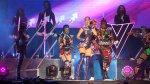 """Katy Perry hizo """"rugir"""" a sus fanáticos limeños [FOTOS] - Noticias de baile del caballo"""