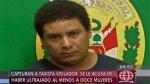 Capturan a falso taxista acusado de violar a más de 6 mujeres - Noticias de violaciones sexuales