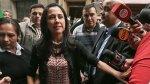 Involucran a Nadine Heredia en compra de señales de TV - Noticias de ana alvarez calderon