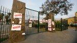 Parque de la Muralla: empresa denuncia cierre injustificado - Noticias de cristian castaneda