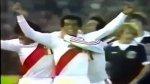 Humberto Martínez Morosini: así narró el histórico Perú-Escocia - Noticias de don marcos calderon