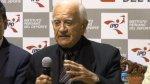 Martínez Morosini y una de sus últimas apariciones en público - Noticias de cholo sotil