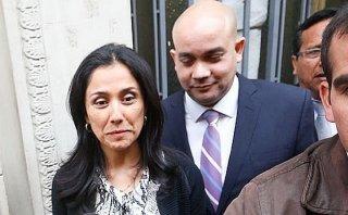 Nadine Heredia: TC aún no recibe recurso contra hábeas corpus