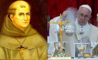 San Junípero Serra, el primer santo hispano de Estados Unidos