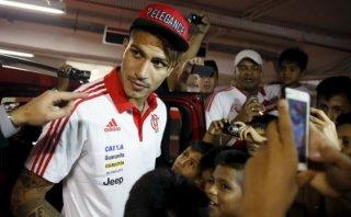 Paolo Guerrero: Corinthians descarta homenaje al peruano
