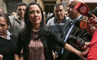 Nadine Heredia: Príncipe pide que se haga prueba grafotécnica